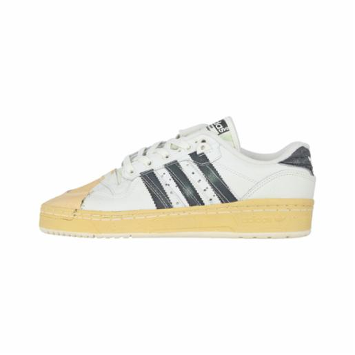 Zapatilla Adidas Rivalry Lo Superstar Cloud White/Core Black/Off White