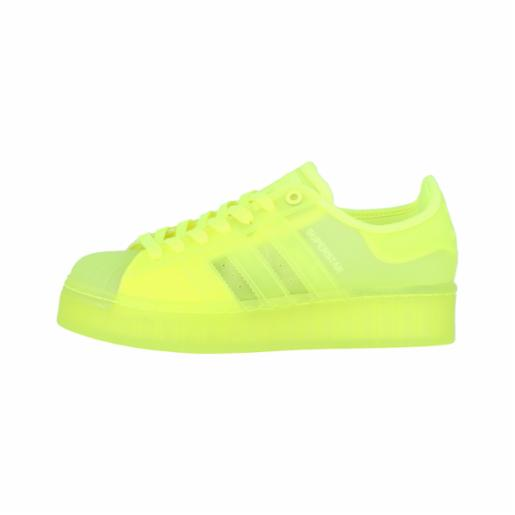 Zapatilla Adidas Wmns Superstar Jelly Solar Yellow/Cloud White