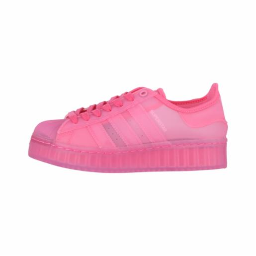 Zapatilla Adidas Wmns Superstar Jelly Semi Solar Pink/Cloud White