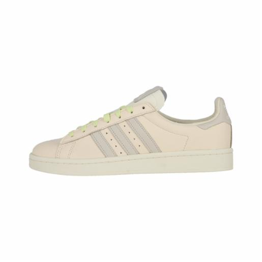 Zapatilla Adidas Pharrell Williams Campus Ecru Tint/Cream White/Clear Brown