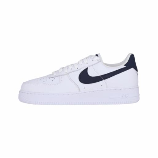 Zapatilla Nike Air Force 1 '07 Craft White/Obsidian